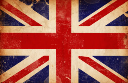 london england flag. The British are coming