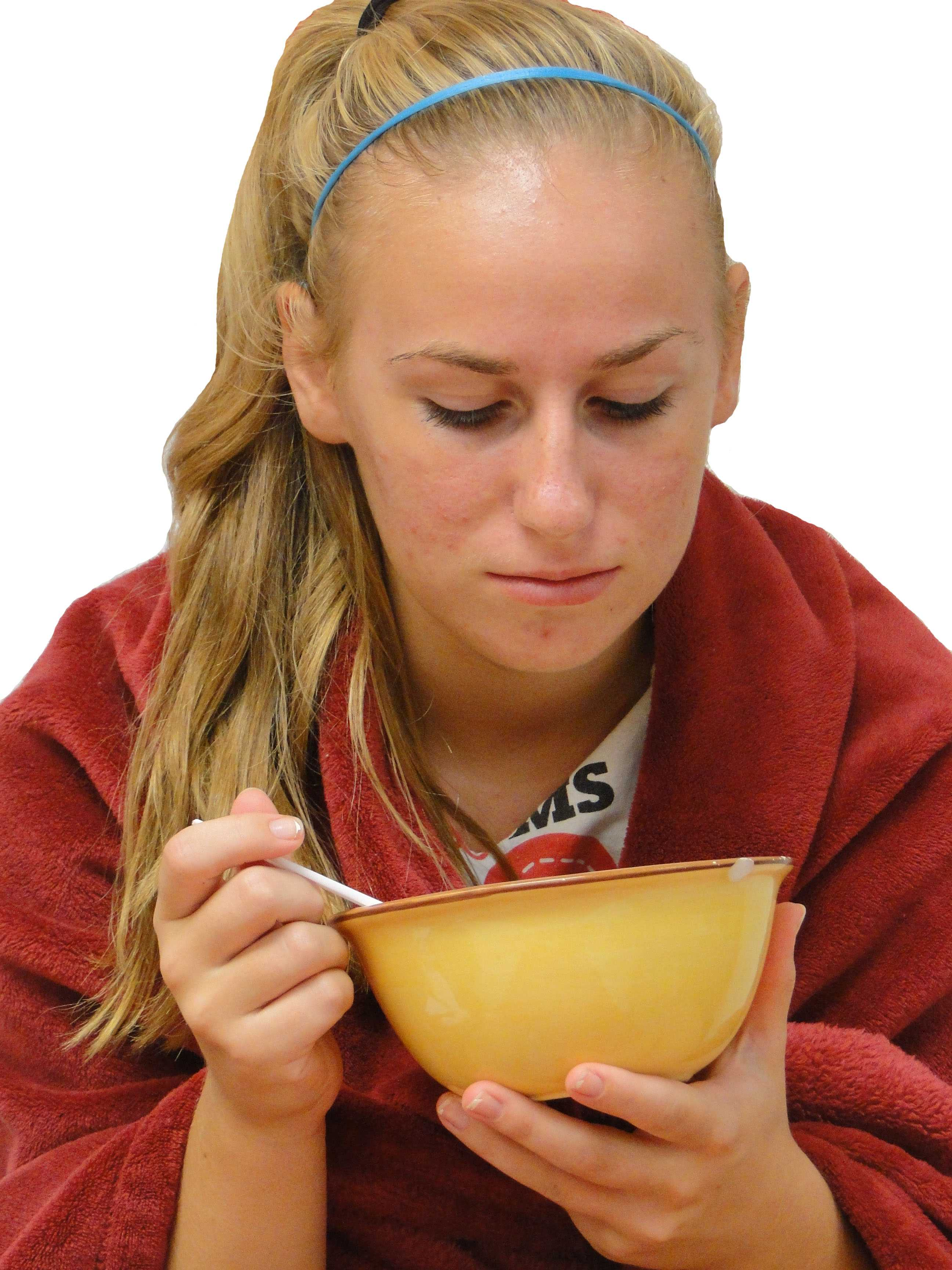 ... sick than you may think. Chicken noodle soup is more than just a warm