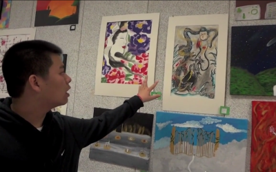 The Art Department Presents Annual Art Show