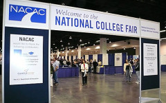 Make the most of college fairs
