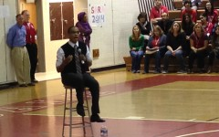 Motivational speaker visits AHS