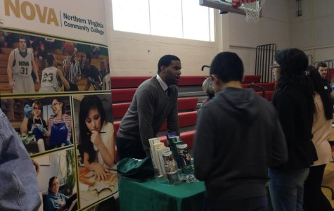 AHS hosts career and job fair