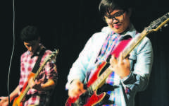 Battle of the Bands held