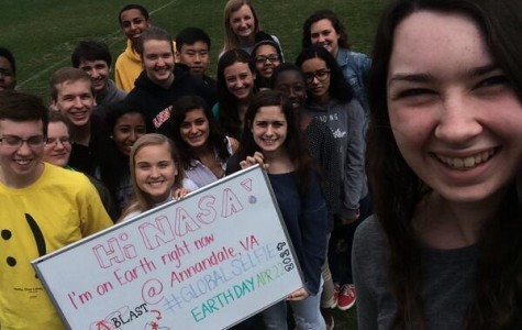 Students reflect on Earth Day