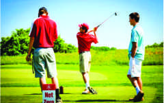 Annual Red and White Golf Classic takes shape