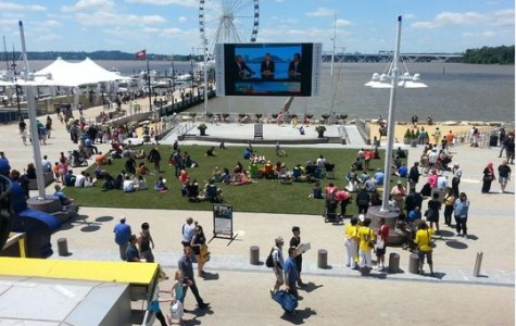 World Cup at National Harbor