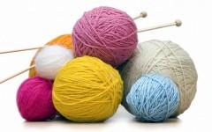 Stitchin' and Knittin'