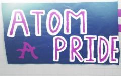 Atom Pride hits AHS