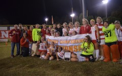 Annandale Highschool Field Hockey Team Championship Game