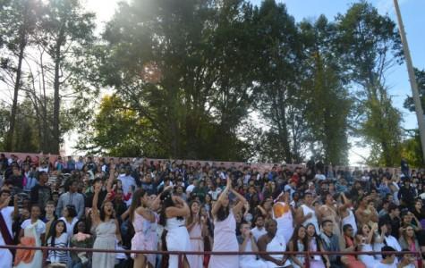 AHS holds Homecoming pep rally