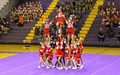 Cheer kicks off competitions