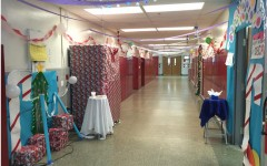 The Class of 2015 wins Deck the Halls