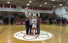 Austin Hall scores 1,000 points