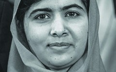 Malala's journey to changing view female rights