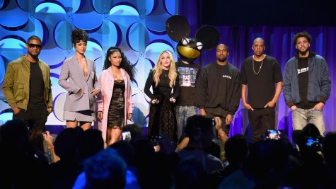 Tidal makes waves in music industry