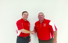 Q&A with new varsity wrestling coach