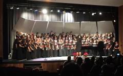 Chorus holds winter concert