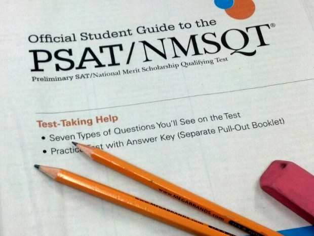 Upcoming PSAT Day