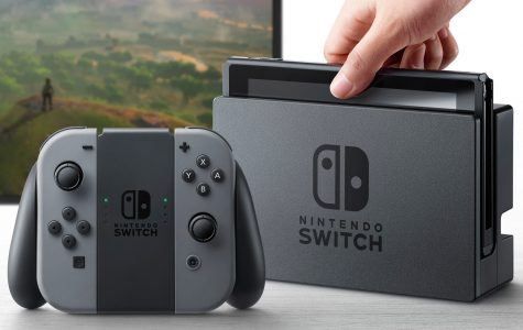 Switch it up with Nintendo's newest console