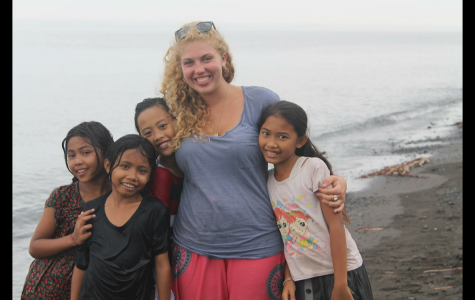 Alumni talks about her trip to Bali