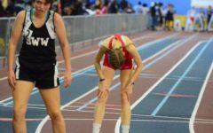 Girls track looks to rebound