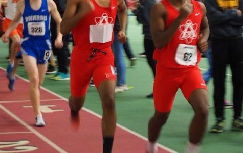 Boys track prepares for regionals