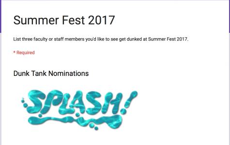 Leadership plans for Summerfest