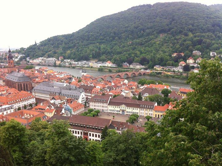 My trip to Germany