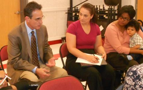 Live blog from PTSA meeting