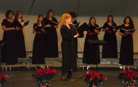 Chorus finishes the calendar year with winter concert