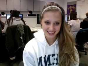 Photo of Olivia Lafferty