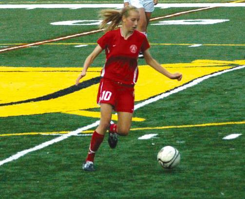 Micaela Filsoof signs to Radford for soccer