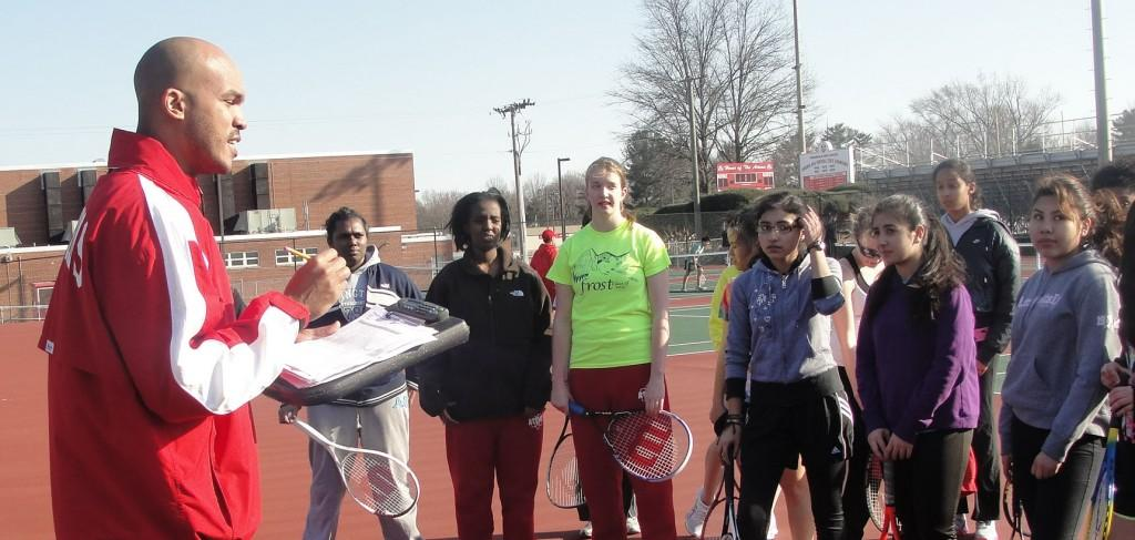 Spring sports tryouts provide different experiences