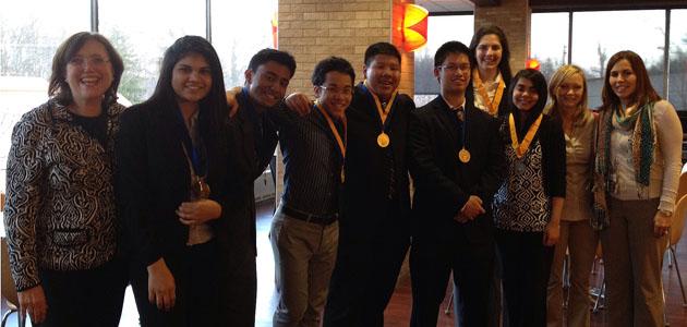 FBLA students take home awards