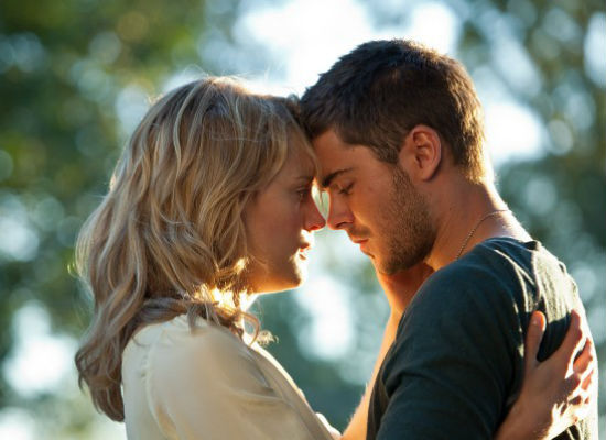 The Lucky One best romantic drama since The Notebook