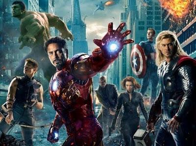 Marvel's superheroes unite in The Avengers