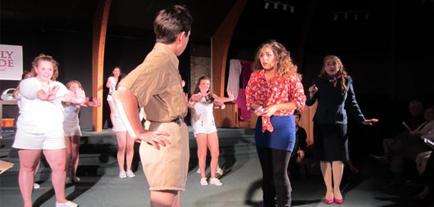 Local community theater dazzles audiences with
