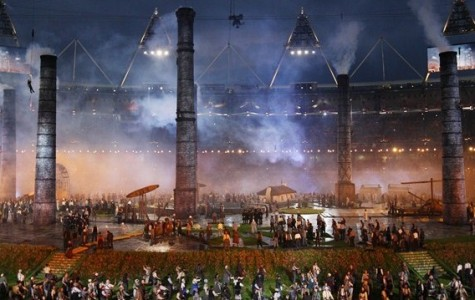 Opening Ceremony Focuses on Britain