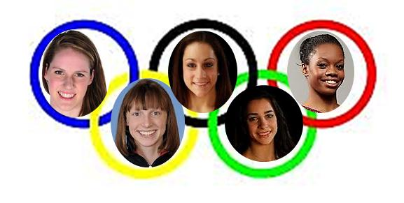Young athletes such as Katie Ledecky and Jordyn Wieber are now representing the United States in various Olympic events.