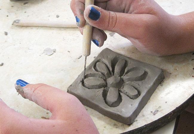 The New Ceramics Class