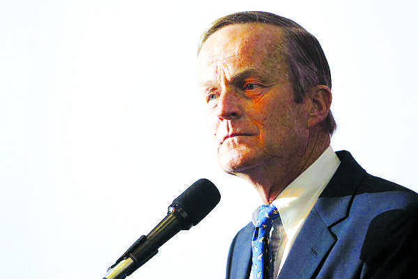 Todd Akin is currently running for a U.S. Senate seat.