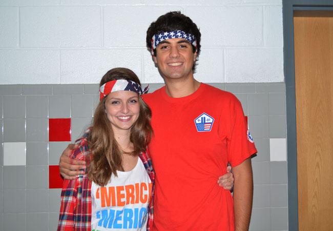 Spirit Week: America Day