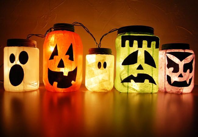 DIY%3A+Halloween+spirit+jugs+and+monster+jars