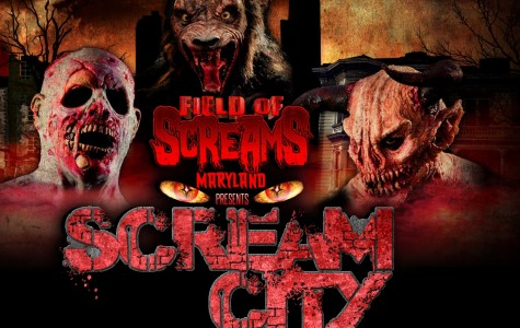 Maryland's Field of Screams is a popular, fun place to go with a group of friends to get in the Halloween spirit.