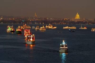 Upcoming: Alexandria Holiday Boat Parade of Lights