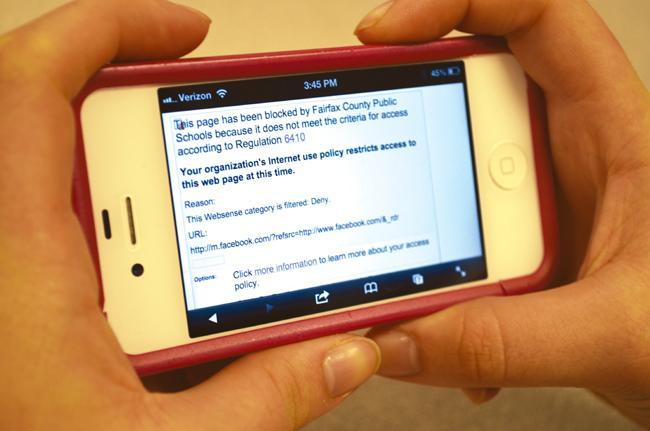 Students find ways around blocked websites on devices