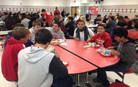 Students have noticed lunches at AHS becoming increasingly segregated.