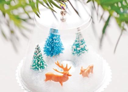 How to make a DIY Christmas ornament
