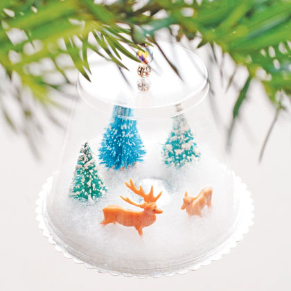How to make a DIY Christmas ornament
