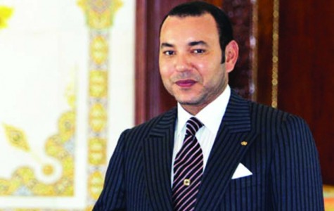 Morrocan president Mohammed VI, has been king since 1999 after the death of his father, King Hassan II